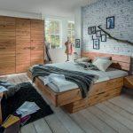 massief houten bed guus