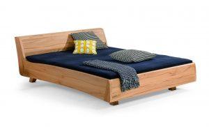 Bed Balena. Een prachtig massief houten bed, duurzaam, ecologisch, biologisch